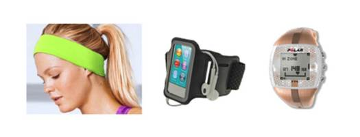 Banda FOREVER XXI / iPod APPLE/ reloj POLAR