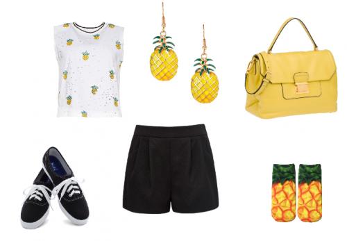 Outfit piñas