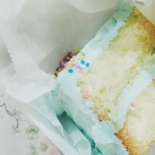 Souvenir de Nueva York - Magnolia's Bakery Vanilla Cake